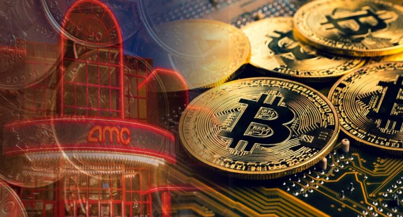 AMC bitcoin penny stocks to buy