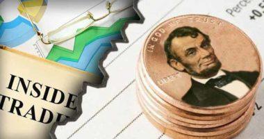 best penny stocks to buy insider trading stock