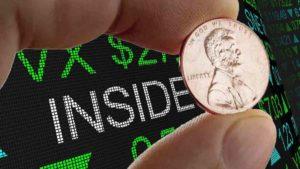 penny stocks insider trading buying
