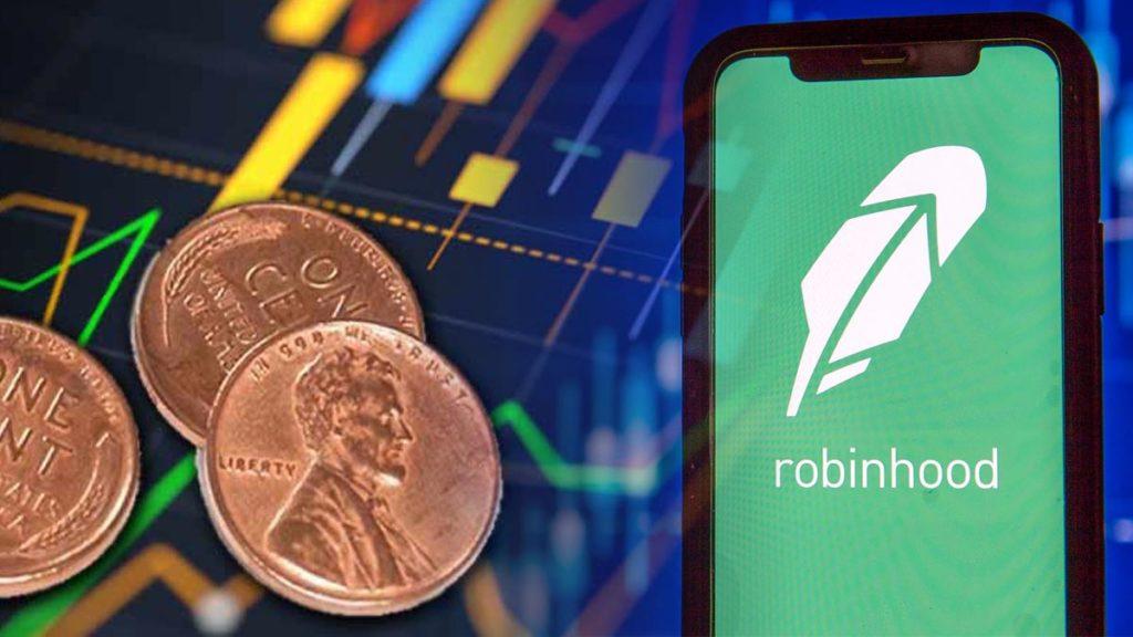 top penny stocks on robinhood