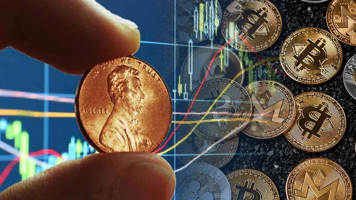 penny stock crypto litecoin più redditizio di bitcoin