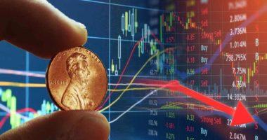 best penny stocks buy market down