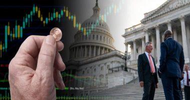 best penny stocks to buy government shutdown