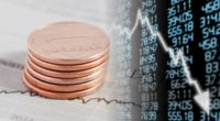 best penny stocks to watch down market