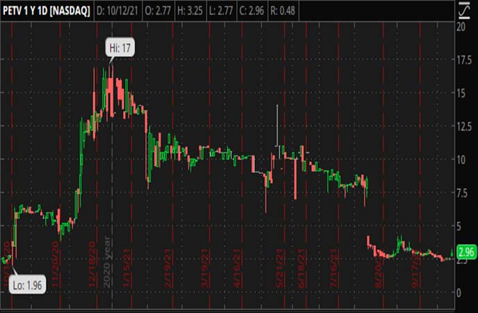 Penny_Stocks_to_Watch_PetVivo_Holdings_Inc_PETV_Stock_Chart