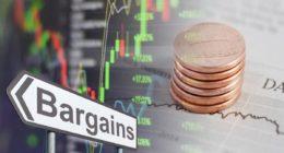 penny stocks bargains current levels